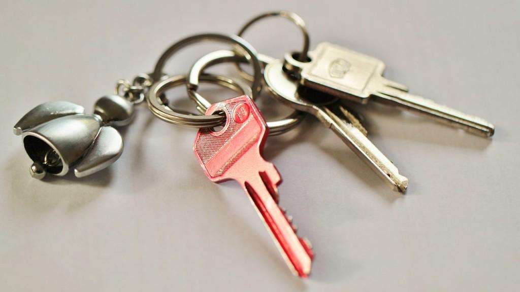 tenuta chiavi