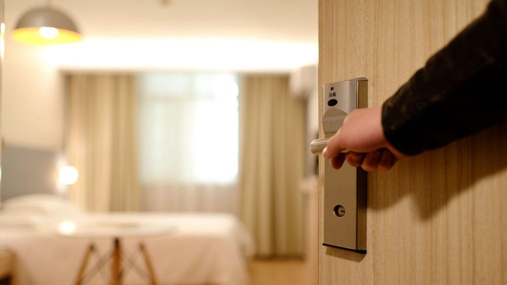 ladri hackerano chiavi elettroniche hotel